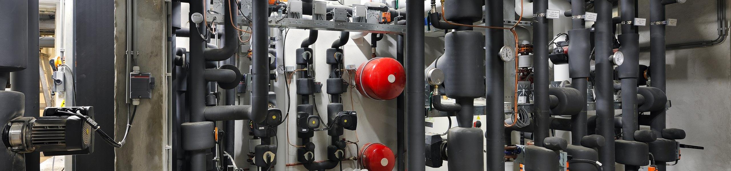 Utiliteit installatietechniek - K&M Installaties
